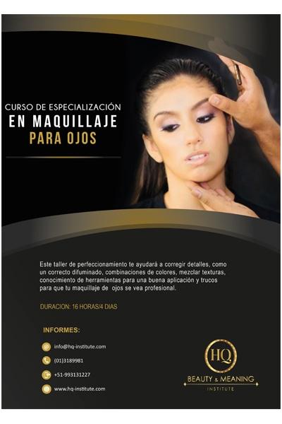 b7c8e393f Instituto de Maquillaje, Escuela de Maquilaje - HQ Beauty and Meaning  Institute